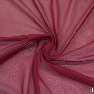 Сетка Трикотажная 100 г/м2, цвет бордовый (9844)