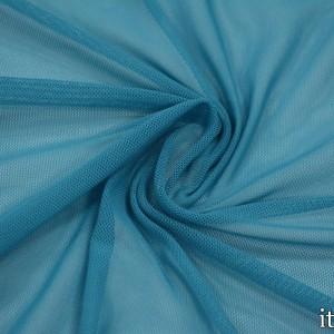 Сетка Трикотажная 100 г/м2, цвет бирюзовый (9845)
