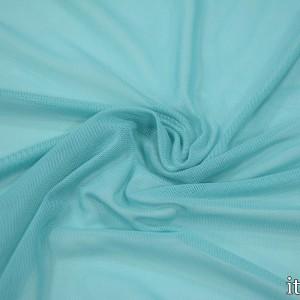 Сетка Трикотажная 100 г/м2, цвет бирюзовый (9848)