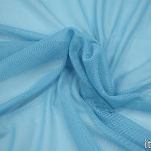 Сетка Трикотажная 100 г/м2, цвет голубой (9852)
