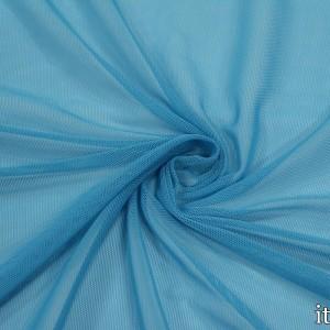 Сетка Трикотажная 100 г/м2, цвет голубой (9861)