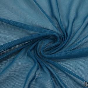 Сетка Трикотажная 100 г/м2, цвет синий (9864)