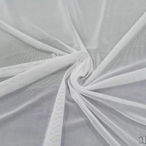 Сетка Трикотажная 9869 цвет белый
