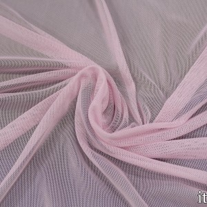 Сетка Трикотажная 100 г/м2, цвет розовый (9876)