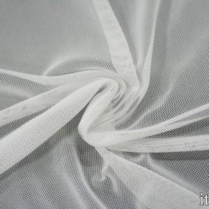 Сетка Трикотажная 100 г/м2, цвет белый (9877)