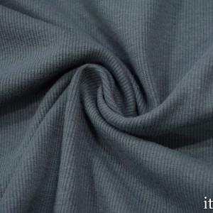 Трикотаж Рибана 260 г/м2, цвет серый (9881)
