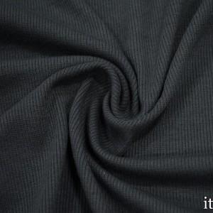 Трикотаж Рибана 280 г/м2, цвет серый (9883)