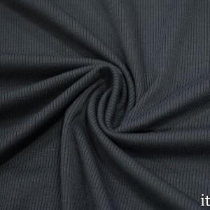 Трикотаж Рибана 260 г/м2, цвет серый (9885)
