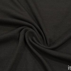 Трикотаж Рибана 260 г/м2, цвет коричневый (9886)