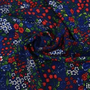 Ткань Креп Плательный 7039 цвет разноцветный