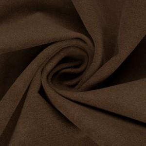 Хлопок костюмный 310 г/м2, цвет коричневый (10406)