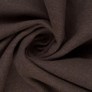 Хлопок костюмный 310 г/м2, цвет коричневый (10403)
