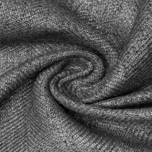 Шерсть пальтовая 320 г/м2, цвет серый (9640)
