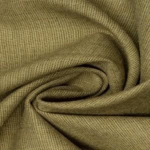 Плательная ткань 155 г/м2, цвет зеленый (9618)