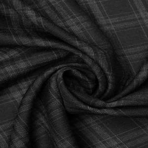 Плательная ткань 155 г/м2, цвет серый (9597)