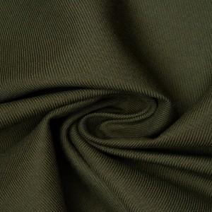 Костюмная ткань 315 г/м2, цвет зеленый (9613)