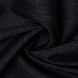 Плательная ткань 155 г/м2, цвет синий (9622)