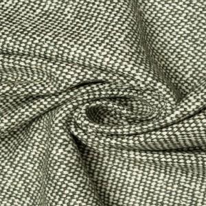 Пальтовая ткань 260 г/м2, цвет зеленый (9646)