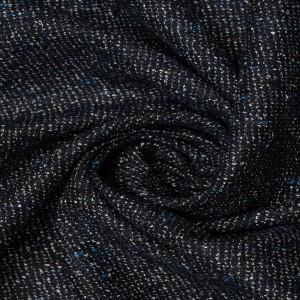 Шерсть костюмная 200 г/м2, узор геометрический (9578)