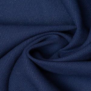 Шерсть плательная 240 г/м2, цвет синий (9581)