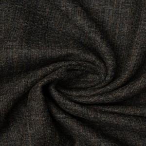 Шерсть костюмная 210 г/м2, узор геометрический (9576)