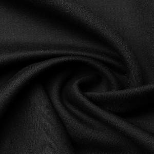 Костюмная ткань 9582 цвет черный
