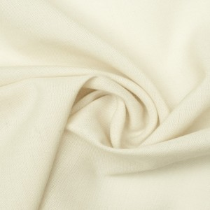 Плательная ткань 140 г/м2, цвет молочный (9606)