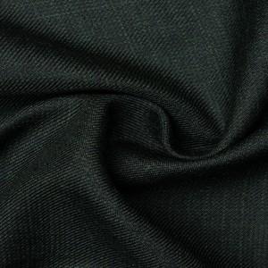 Костюмная ткань 240 г/м2, цвет зеленый (9607)