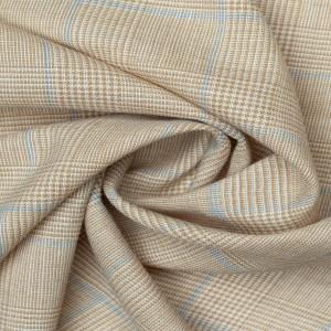 Костюмная ткань 180 г/м2, цвет бежевый (9603)
