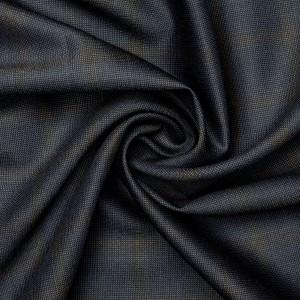 Шерсть костюмная Boglioli 170 г/м2, узор клетка (9484)