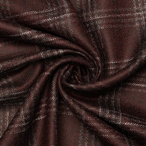 Ткань костюмная Boglioli 200 г/м2, узор клетка (9498)