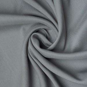 Ткань костюмная 200 г/м2, цвет серебро (9455)
