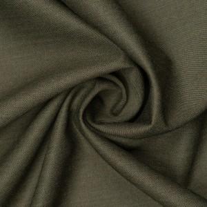 Шерсть костюмная  190 г/м2, цвет зеленый (9452)