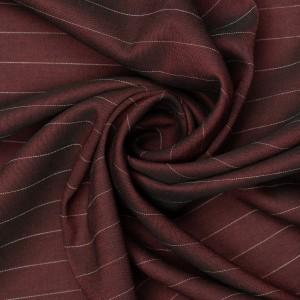 Ткань костюмная Boglioli 150 г/м2, узор полоска (9417)