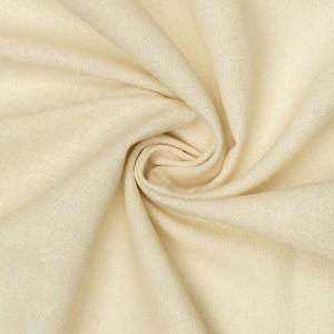 Шерсть костюмная 170 г/м2, цвет молочный (9435)