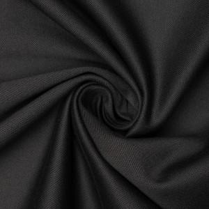 Хлопок костюмный 9445 цвет черный