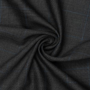 Шерсть костюмная Boglioli 180 г/м2, цвет серый (9503)
