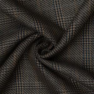 Лен костюмный 170 г/м2, цвет серый (9486)