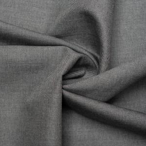 Шерсть костюмная Boglioli 200 г/м2, цвет серый (9442)