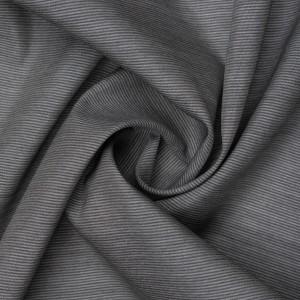 Ткань плательная 80 г/м2, цвет серый (9468)