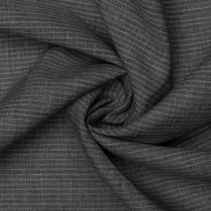 Лен костюмный 190 г/м2, цвет серый (9448)