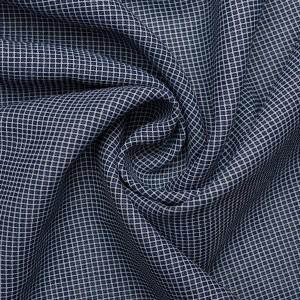 Ткань плательная 180 г/м2, цвет синий (9425)