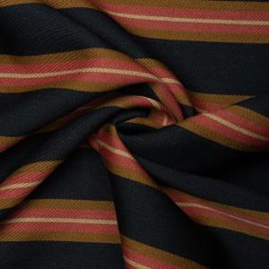 Ткань костюмная 200 г/м2, узор полоска (9427)