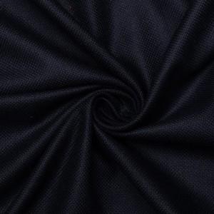 Шелк костюмный 150 г/м2, цвет синий (9438)