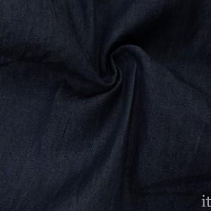 Джинс рубашечный 8518 цвет синий
