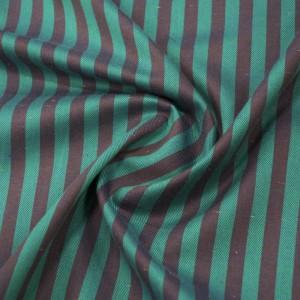 Хлопок рубашечный 145 г/м2, цвет зеленый (10127)