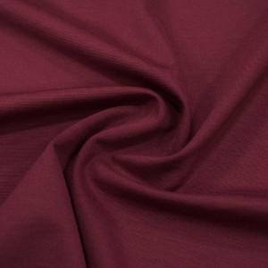Джерси вискоза 240 г/м2, цвет бордовый (10114)