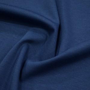 Джерси вискоза 250 г/м2, цвет синий (10118)