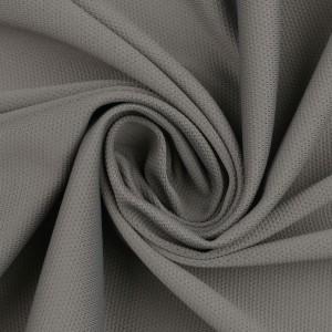 Трикотаж 3D Medium GREY 175 г/м2, цвет серый (10137)