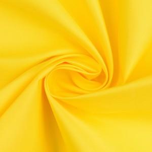Курточная ткань 120 г/м2, цвет желтый (10234)